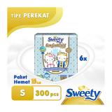 Toko Sweety Open Comfort Gold S 6 X 50 S Termurah Indonesia