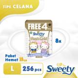 Toko Sweety Pantz Gold L 8X28 4 S Termurah Di Jawa Barat