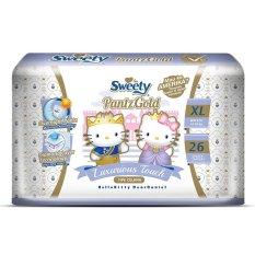 Beli Sweety Diapers Pantz Gold Xl 26 Cicilan