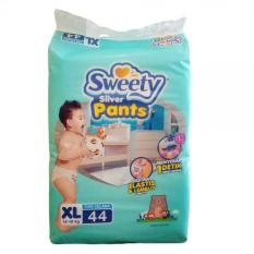 Jual Beli Sweety Popok Bayi Silver Pants Xl 44 Dki Jakarta