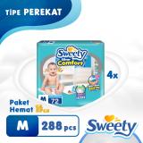 Beli Sweety Silver Comfort M 4 X 72 S