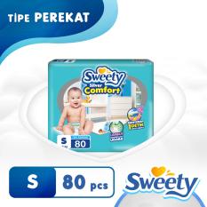 Toko Sweety Popok Silver Open Comfort S 80 Terdekat