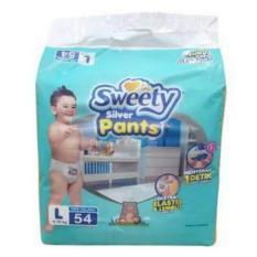 Sweety Silver Pants Active L 54 Sweety Murah Di Dki Jakarta