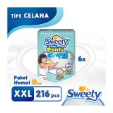 Sweety Silver Pants Xxl 6 X 36 S Indonesia Diskon