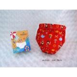 Harga Swim Diaper Minikinizz® Multicolour Size 1