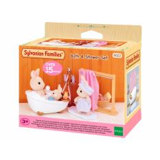 Review Tentang Sylvanian Families Bath Shower Set