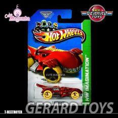 T-Rextroyer - Hw Imagination - Hot Wheels - Mattel - Moc - Vqsul4
