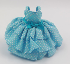 TAKARA Terbatas Baru Rajut Baju Boneka Kecil Boneka Kain