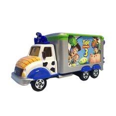 Takara Tomy Tomica Diecast Truk Disney Pixar Woody Allen Jolly Float