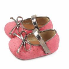 Katalog Tamagoo Sepatu Bayi Perempuan Baby Shoes Nicole Pink Terbaru