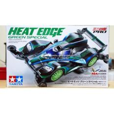 TAMIYA MINI 4WD HEAT EDGE GREEN SPECIAL (MA CHASSIS) 95069 - TOP7IQ