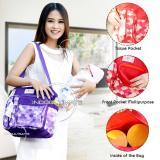 Jual Baby Family Tas Bayi By 08 Medium Purple Tas Perlengkapan Bayi Diapers Susu Baju Celana Murah Satu Set