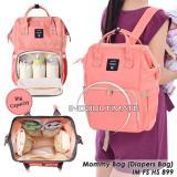 Harga Tas Bayi Backpack Tas Perlengkapan Baby Ransel Tas Popok Diaper Bag Fs Hs 899 Pink Asli