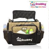 Review Toko Tas Bayi Besar Saku Boneka Apl Bordir Baby Bag Big Size Snobby