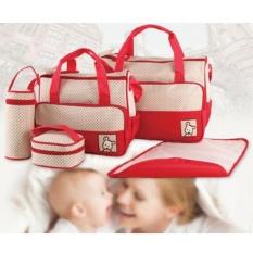 tas bayi kecil lazada tas baby tempat peralatan bayi tempat popok bayi tas bepergian untuk bayi per