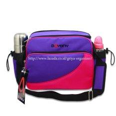 Beli Tas Bekal Bayi Mb02 Baby Bag Diaper Dayony Lunch Box Mb 02 Ungu Cicilan