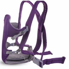 Jual Tas Gendong Bayi Purple Universal Murah