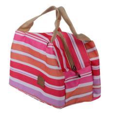 Jual Tas Penyimpan Makanan Minuman Cooler Bag Gratis 2 Pcs Jelly Ice Cooler Model Resleting Murama Branded