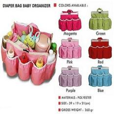 Tas Popok|Bayi|Baby|Balita|Batita|Diaper Bag|Murah|Botol|Susu|Baju