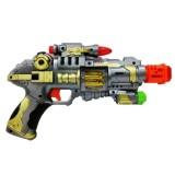Beli Tata Toys Mainan Pistol Pistolan Laser Space Gun Jm977C Online Terpercaya