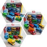 Model Tayo Friends 6Pcs Td00 Mainan Anak Terbaru