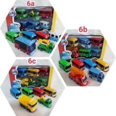 Diskon Produk Tayo Friends 6Pcs Td00 Mainan Anak