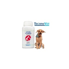 Harga Technivet Levure Vitaminee Natural Yeast Powder 100Gr Online Banten
