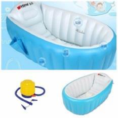 Daftar Harga Tempat Bak Mandi Bayi Intime Free Pompa Manual Intime
