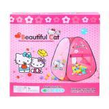 Ulasan Mengenai Tenda Anak Beautiful Cat Pink