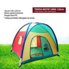 Diskon Tenda Anak Karakter Ukuran 120 Cm No Brand
