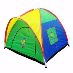 Spesifikasi Tenda Karakter Camping Anak Ukuran 120 Cm Merk Tenda