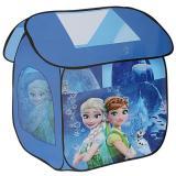 Obral Tenda Rumah Anak Motif Frozen Biru Murah