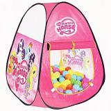 Spesifikasi Tenda Segitiga Motif Little Pony Pink Dan Harga