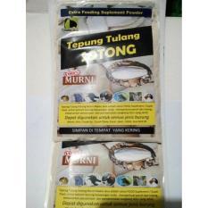 Tepung Tulang Sotong Murni - Cab63e - Original Asli