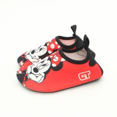 Beli Sandal Pantai Kartun Anak Anak Berenang Sepatu Non Slip Selam Kredit Tiongkok