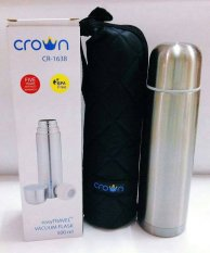 TERMOS  CROWN Crown Easy Travel Thermos Vakum 500ML