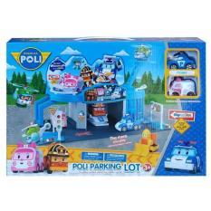 Robocar Poli Parking Lot ZY 684N Mainan AnakIDR229000. Rp 229.410