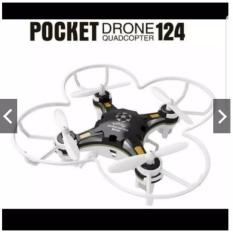 TERMURAH RC Pocket Drone Quadcopter murah FQ777 / FH222CF mode (headless mode)one key return Sbego