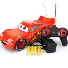 Terusjayatoys Mainan Mobil Remote Control Mcqueen Cars RC Charger