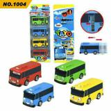 Spesifikasi Timmy The Little Bus Tayo Pull Back Terbaru