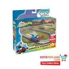 Beli Thomas Friends Adventure Series Curves Straights Track Pack Thomas Friends