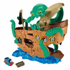 Promo Thomas Friends™ Adventures Sea Monster Pirate Set Di Banten