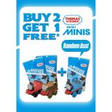 Promo Thomas Friends Mighty Mini Engine Buy 2 Get 1 Blind Pack Random Assortment