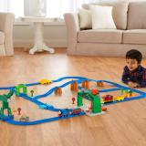 Spesifikasi Thomas Friends™ Motorized Railway Brendham Docks Mega Set Yang Bagus Dan Murah