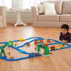 Review Tentang Thomas Friends™ Motorized Railway Brendham Docks Mega Set