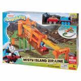 Review Terbaik Thomas Friends™ Thomas Adventures Misty Island Zip Line