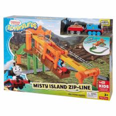 Beli Thomas Friends™ Thomas Adventures Misty Island Zip Line Seken