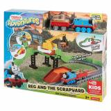Spesifikasi Thomas Friends®™ Thomas Adventures Reg At The Scrapyard Paling Bagus