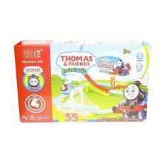 Harga Thomas And Friends Train Track 35Pcs Terbaik
