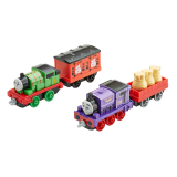 Spesifikasi Thomas Friends™ Collectible Railway Percy S Mail Delivery Baru